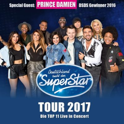 Alphonso Williams Dsds Gewinner 2017